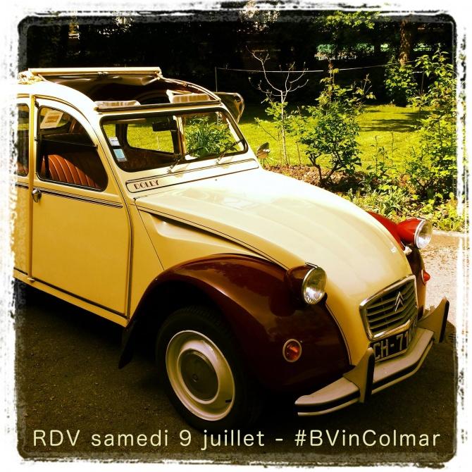 Les Blogueurs Voyage à la conquête du monde et au départ de Colmar !