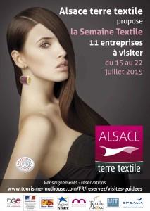 Semaine textile 2015 en Alsace
