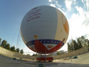 Ballon du roi #parcdupetitprince Alsace
