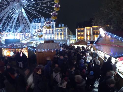 Marché de Noël de Mulhouse 2014