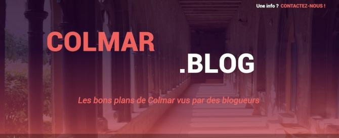 Colmar.blog, un nouveau blog à Colmar et dans sa région