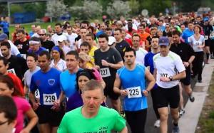 Course à pied : Les 10 Km de l'entreprise organisée par l'association Yago Talents d'entrepreneurs.