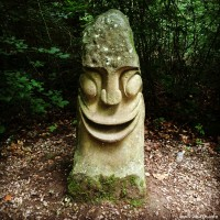 Sculpture de la forêt