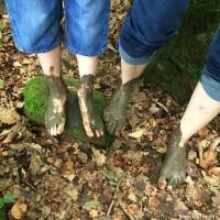 Il faut savoir marcher dans la boue