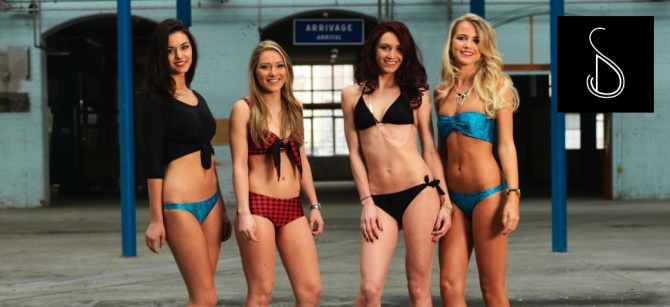 La marque Spinali Design lance ses maillots de bains connectés le 21 mai prochain !