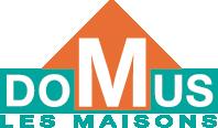 Logo du bureau d'études en bâtiment - Maisons Domus
