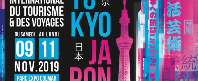 Le Japon, invité d'honneur du Salon International du Tourisme et des Voyages 2019 à Colmar