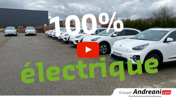 La société Colmar Frais Distribution passe au 100% électrique pour sa flotte de véhicules commerciaux