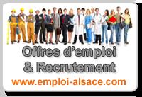 Offres d'emploi et recrutement en Alsace